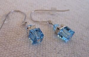 Hypoallergenic-Dangle-Earrings-Swarovski-Elements-Crystal-in-Aqua-Color