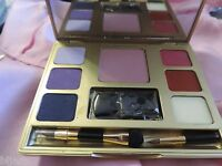 Exuviance Palette Skin Caring Color Fundamental Collection Eyes Lip Blush Look