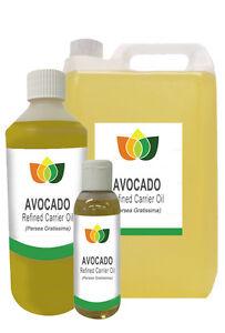 Avocado-Oil-Refined-Unrefined-100-Pure-Carrier-Base-Massage-Aromatherapy