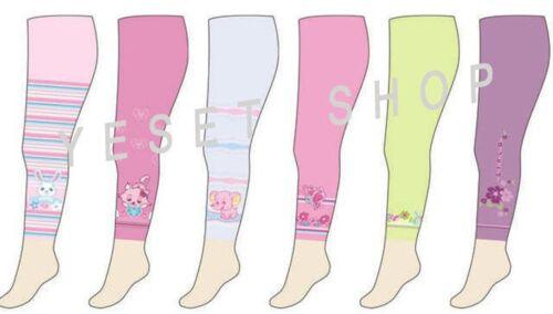 Kinder Mädchen Leggings Leggins Strick Strumpfhose Muster Baumwolle warm Wäsche