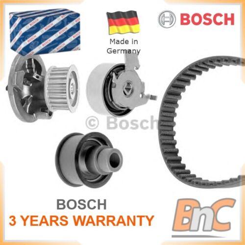 Bosch Bomba de Agua Kit Correa Dentada Opel Vauxhall OEM 1987948741 24409355