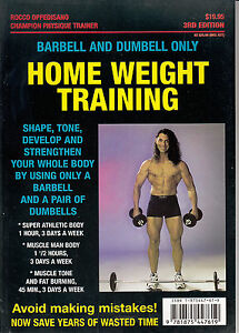Barbell-And-Dumbell-Only-Home-Weight-Training-By-Rocco-Oppedisano-Book