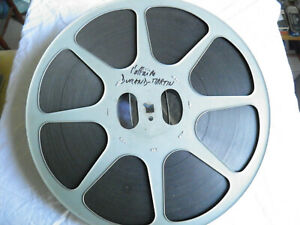 Film-16mm-CM-Policier-034-L-039-affaire-Durand-Martin-034-de-Jean-Laviron-annees-50