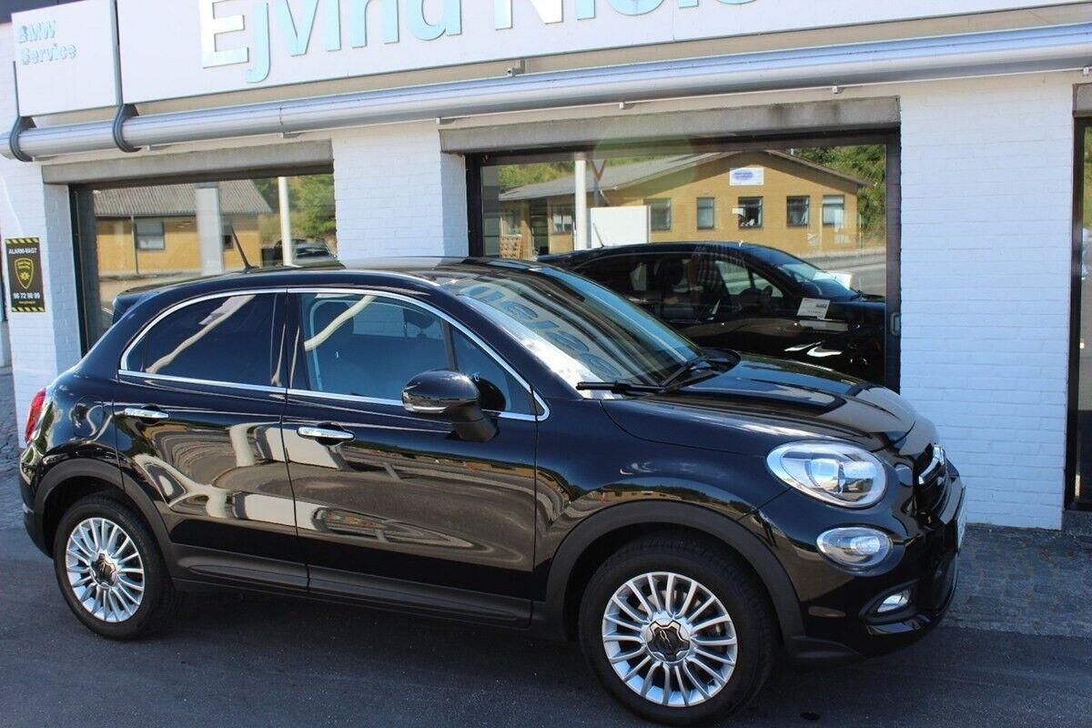 Fiat 500X 1,6 MJT 120 Lounge DCT 5d - 199.900 kr.