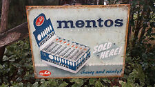 Restaurant Equipment Food Advertising Vintage Signs Tin Collectible Sign