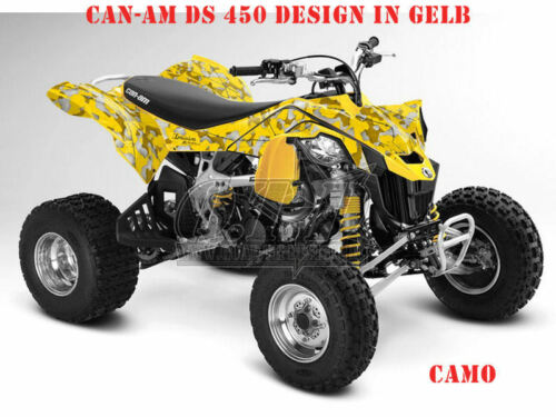INVISION DEKOR KIT ATV CAN-AM OUTLANDER STD /& XMR//MAX GRAPHIC KIT CAMO B