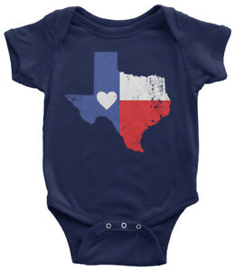 Heart Texas State Flag Toddler T-shirt