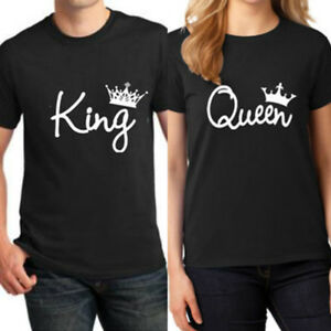 Couple-Matching-Love-T-Shirts-King-And-Queen-His-and-Hers-Tees-Tank-Tops-Shirt