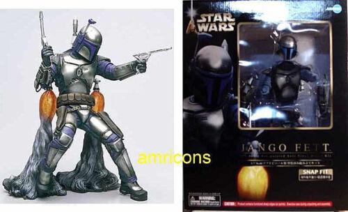 Star Wars Jango Fett Kotobukiya Vinyl Model Statue Amricons