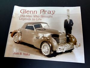 New-Paper-Book-Jacket-Glenn-Pray-The-Man-Who-Brought-Legends-to-Life-Auburn