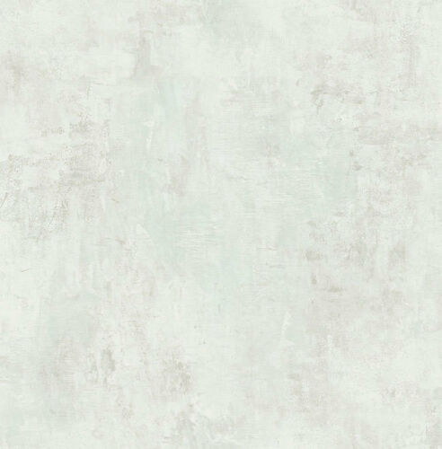 Messing Schimmer Ecru uni antik Beige Aqua Marmor Tapete Designtapete