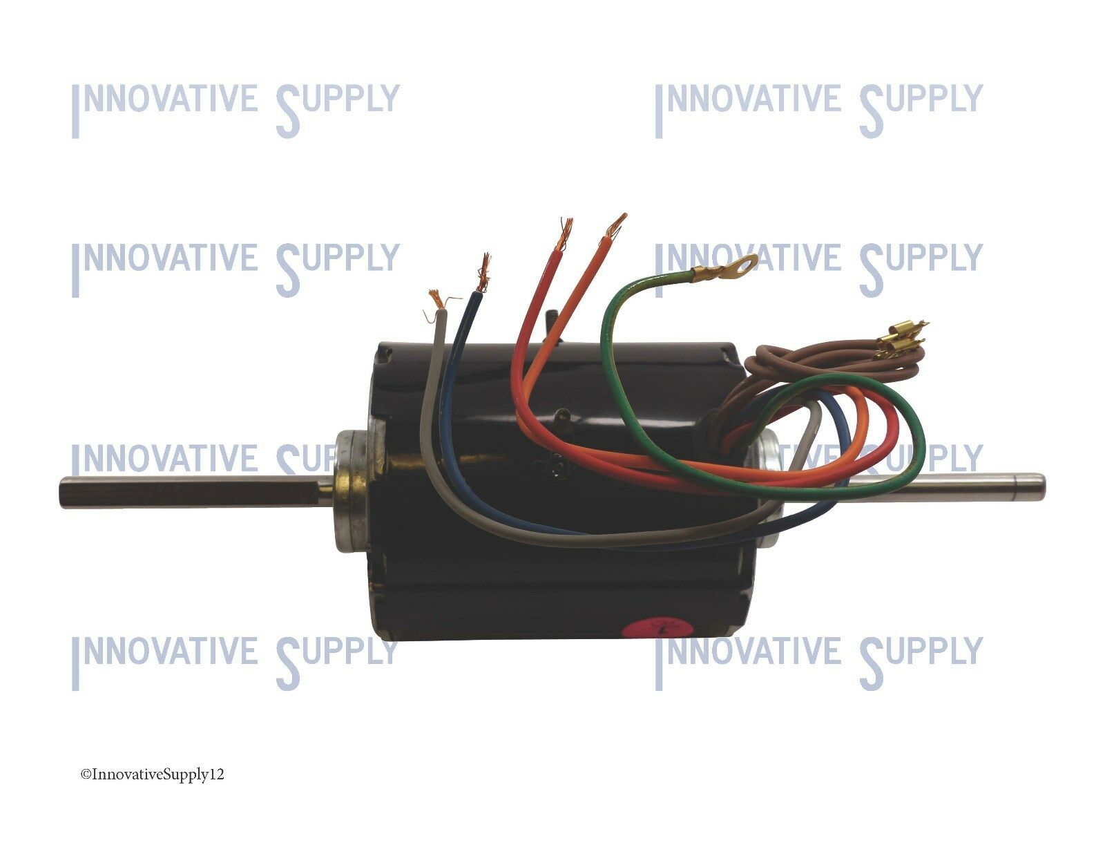 Venmar Make up Air Motor 02101 1/17 HP 1660 RPM 115 Volts Rotom R2 ...