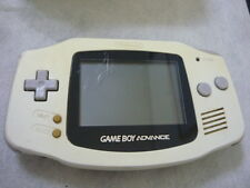 C458 Nintendo Gameboy Advance console White Japan GBA x