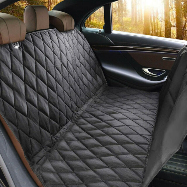 Fine Pet Car Seat Cover 60 X 57 Waterproof Protector Rear Back Seat Hammock Mat Dog Evergreenethics Interior Chair Design Evergreenethicsorg