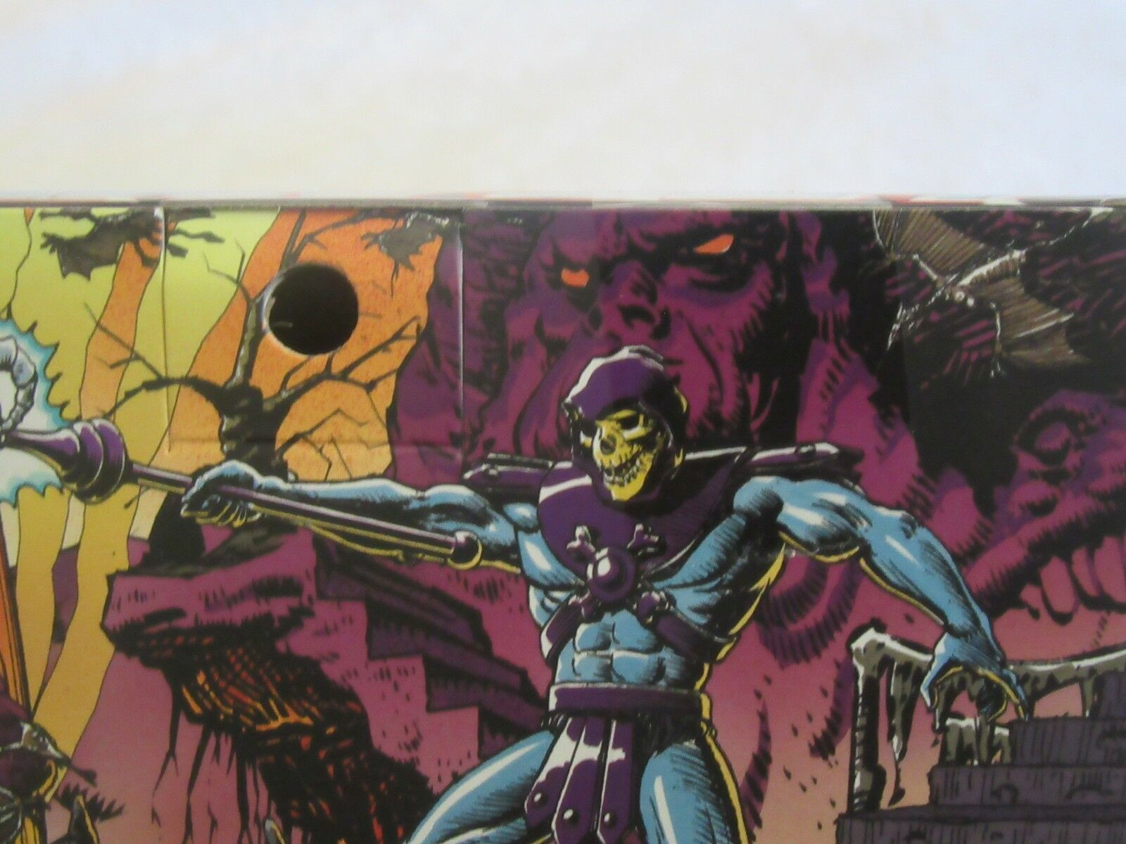 Masters of the Universe MOTU Los Amos Del Universo Unboxing Unboxing Unboxing Exclusive Skeletor A e95159
