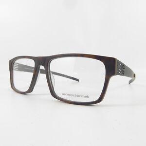 Augenoptik Brillenfassungen Neu Prodesign Denmark 5531 Kompletter Rand C9302 Brille Brille Brillengestell