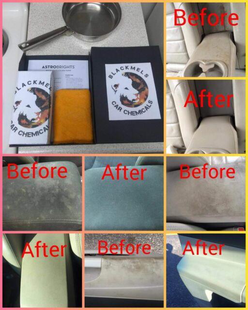 Blackmels car interior detailing kit