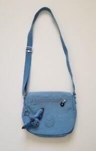 WMonkey Crossbody Kipling Mini Messenger baby Blue schoudertas ~ 0wNk8OnPX