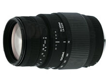 Sigma 70-300mm f/4-5.6 DG Macro Lens for Canon DSLR Cameras