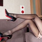 Sexy Women Sheer Transparent Line Back Seam Tights Stockings Pantyhose Healthy