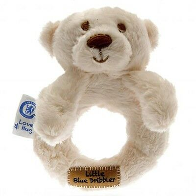 Chelsea F.c - Baby Rattle (hugs) - Gift Utmost In Convenience