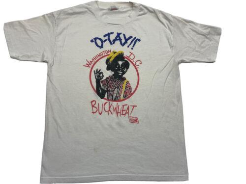 80's Vintage Buckwheat O-Tay S/S T-Shirt Size XL W