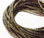 6mm-1m-Oko-Leder-Lederband-Imitat-Textilband-metallic-Reptil Indexbild 3