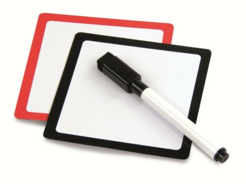 2 Stück Magnetische Notiztafel