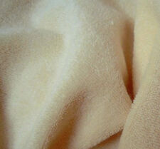 Tissu micréponge de coton bio (pour couches /lingettes)