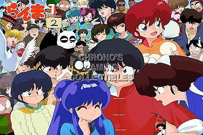 RAN009 RGC Huge Poster Ranma 1//2 Anime Poster Glossy Finish