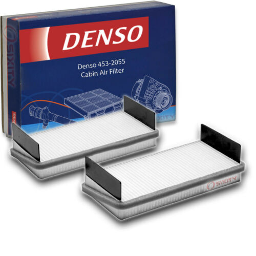 Denso 453-2055 Cabin Air Filter for 52482929 P3620 C25246 24811 HVAC Heating gp