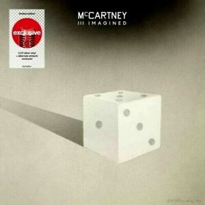 🔥Paul McCARTNEY III IMAGINED~Limited Ed TARGET Exclusive SILVER 2LP~Pre Order🔥