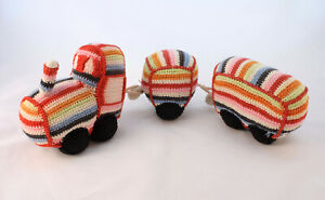 Steam-Train-by-Anne-Claire-Petit-Hand-Crochet-Cotton-Toy-Rattle-infant-Baby