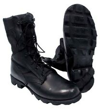 US Army Military WELLCO Speed Lace Boots Stiefel Panama Sohle 8.5XW Gr. 42.5