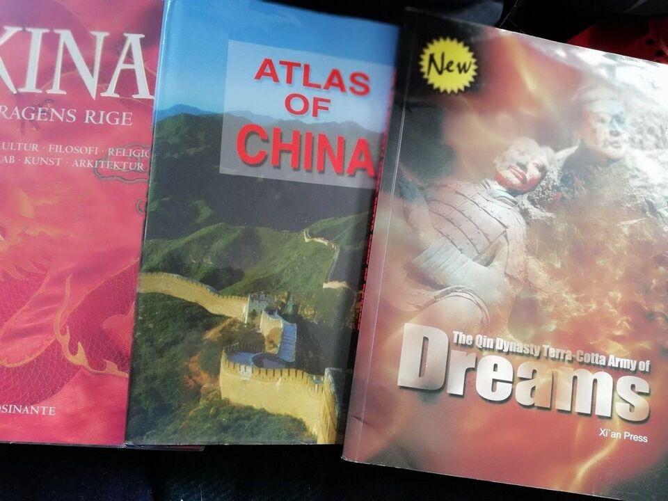 Kina, flere, flere