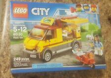 Lego City set Great Vehicles Pizza Van 60150 Construction Toy unopened sealed