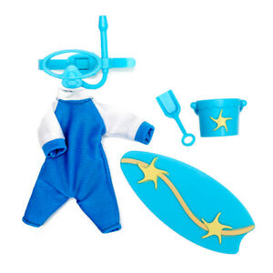 Lottie-Doll-Outfit-Body-Boarder-Surfing-Clothes-Set-Best-fun-gift-kids