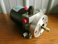 Turfco Pipe Piper Plow Hydraulic Pump Unit 655306 Js Barnes 4490 L 12