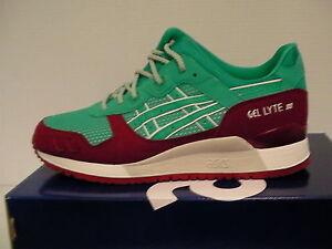asics chaussures running homme verte