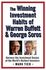 The Winning Investment Habits of Warren Buffett & George Soros by Mark Tier (Paperback / softback, 2006)