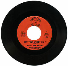 """RUDY RAY MOORE & FILLMORE ST. SOUL REBELLION  """"PUT YOUR WEIGHT ON IT""""    LISTEN!"""