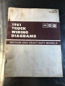 image is loading k1-1981-chevrolet-gmc-gm-truck-wiring-diagrams-