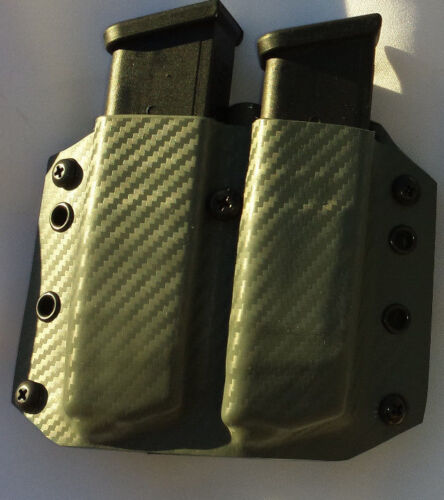 Fits a H/&K P2000 Single Double or Triple Mag Pouch