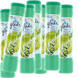 Glade Shake N Vac Fresh Lily Of The Valley Carpet