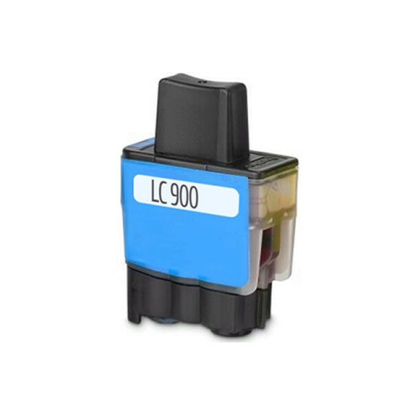 1  tinta compatible NON OEM BROTHER Cian LC900C DCP-120C  DCP120C   DCP 120C