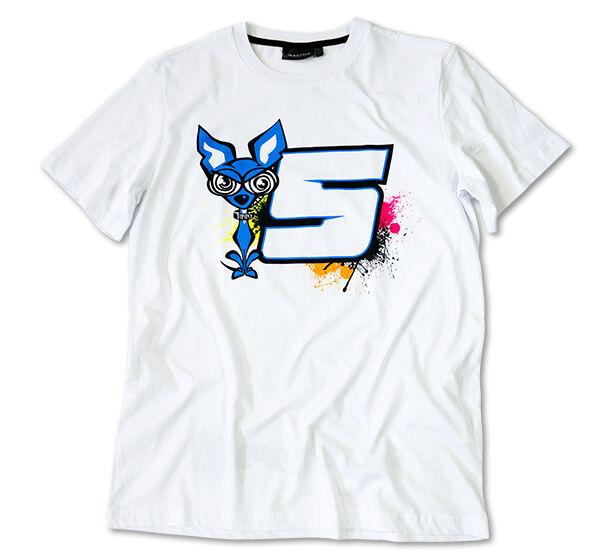 NEU Official Romano Fenati T-Shirt weiß | | | Vorzüglich  | Angemessene Lieferung und pünktliche Lieferung  2cd453