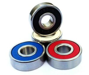 Xtreme-608-ABEC-9-HIGH-PERFORMANCE-SWISS-BEARINGS-COLOURS-SKATEBOARD-SCOOTER