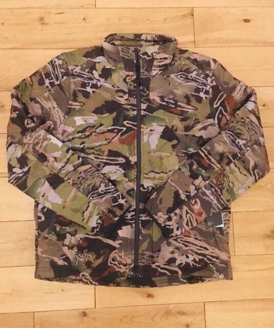 Under Armour Men/'s UA Coldgear Storm Padded Camo Jacket Coat 1316854 New L