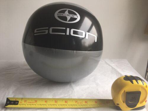 """Lot of 30 Beach Balls Black Silver Scion 10/"""" New"""
