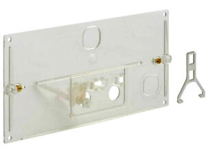 geberit up sp lkasten schutzplatte dr ckerplatte twinline 200f ebay. Black Bedroom Furniture Sets. Home Design Ideas